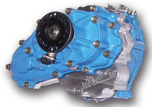 Lefty - Left Hand Drop Geared Transfer Case